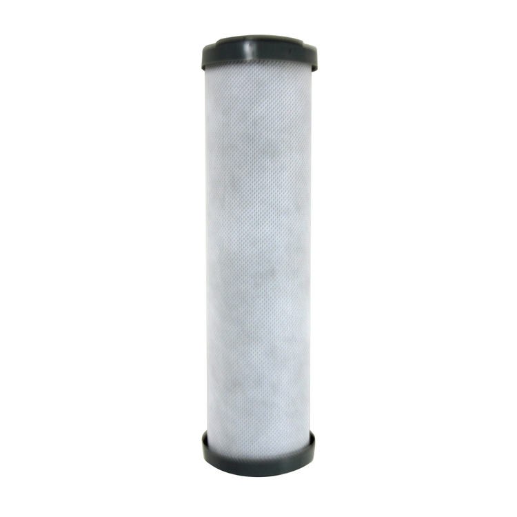 Chrome Countertop Water Filter by BestFilters - with Chlorine, Lead ...