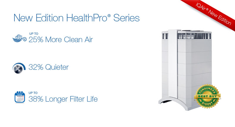 IQAIr HealthPro Air Purifier