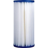 10 in. x 4.5 in. Pleated Sediment Filter