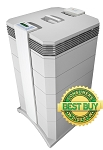 IQAir HealthPro Plus Air Purifier - HyperHEPA Filtration to 99.5% Efficiency - Always A Consumer Favorite