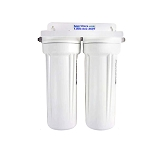 Replacement Housings for Under Sink Twin Water Filters