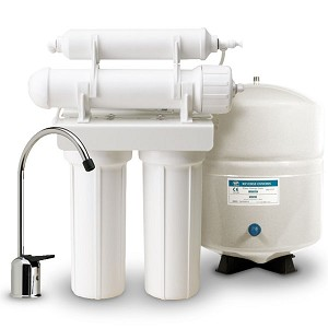 Economy Reverse Osmosis - 4 Stage System by Pentek
