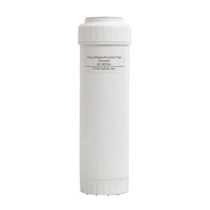 Fluoride, Arsenic and Heavy Metal Reducing Replacement Cartridge