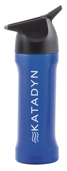 Katadyn MyBottle Purifier Bottle Blue Splash 8017756
