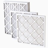 MERV 8 AC and Furnace Filters - 1 in. thick (Price for 6 Pack)