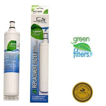 Whirlpool 4396508 Compatible Refrigerator Water Filter