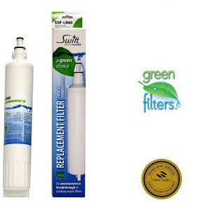 LG LT600P Compatible Refrigerator Water Filter