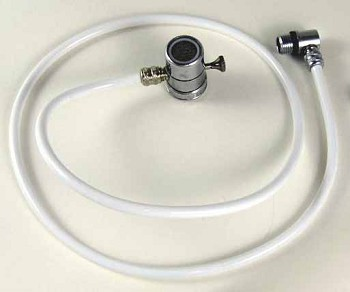 Countertop Superior Diverter Valve Assembly
