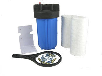 BestFilters Whole House Sediment Water Filter System