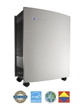 Blueair Classic 503 Air Purifier with HEPASilent or SmokeStop Filters - Whisper quiet, covers 580 sq. ft.
