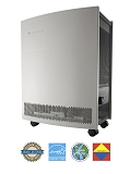 Blueair Classic 603 Air Purifier with HEPASilent or SmokeStop Filters - Quiet, easy filter changes, 700 sq. ft. coverage.