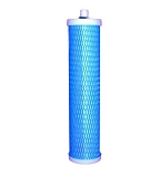 AquaMetix Candle-style Filter Cartridge Chlorine, Fluoride, Arsenic and more Replacement Cartridge Fits ONLY Doulton or AquaCera Housings