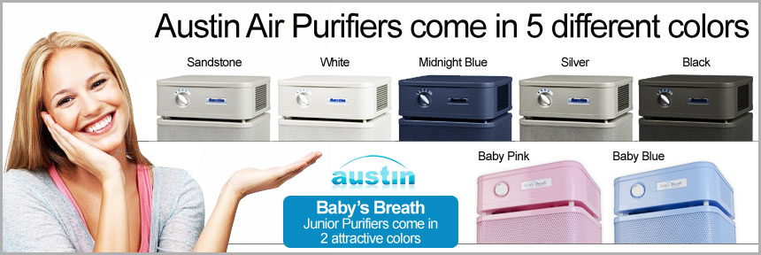 Austin Air Healthmate Air Purifiers and Replacement Filters