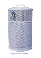 AllerAir AirMed 3 SUPREME Air Purifier - 15 lbs. of  Activated Carbon, Super HEPA filters 99.99% to 0.1 microns. Germicidal UV light for Viruses and Bacteria option.
