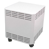 EnviroKlenz Air Purifier and a 2 Year supply of Filters. Powder Coated Steel,  Rooms up to 1,000 sq. ft. Made in the USA
