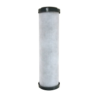 1 Micron Carbon Block Water Filter Cartridge (Pb-1) fits all Standard Housings