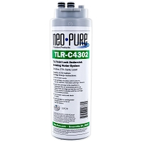 Neo-Pure TL-1 Ultrafiltration Replacement Carbon Block Filter TLR-C4302