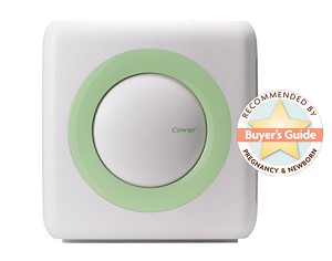 Coway Air Purifier AP-0512NH - Baby and Chidren's room with 6 soothing sounds and purified air