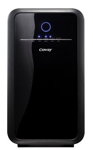 Coway Air Purifier AP-1012GH - True HEPA, auto speed control, 3 year life on inexpensive, replaceable HEPA filter