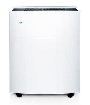 Blueair NEW Classic 605 Air Purifier with WiFi, phone app, LED for filter change - Quiet running, easy filter changes, 775 sq. ft. coverage.