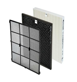 Brondell O2+ Replacement Filter Pack for Source and Balance Air Purifiers