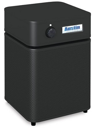 Austin Air Allergy Machine Jr. Air Purifier - Special filtration for allergens, dust and pollen, up to 700 sq. ft.