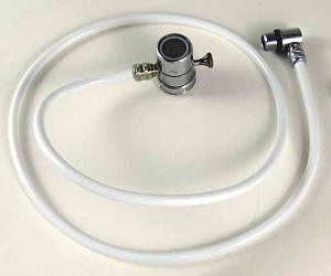 BestFilters Countertop Diverter Valve Assembly